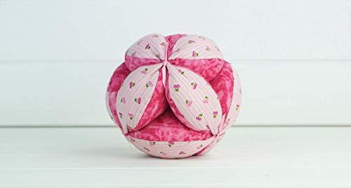 Pelota Montessori Florecitas: Amazon.es: Handmade
