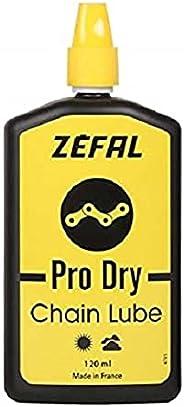 ZEFAL Unisex's Pro Dry Chain Lube, Black, 1