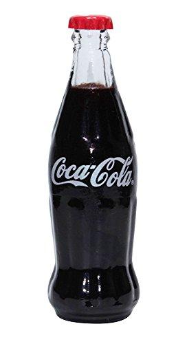 COCA COLA Bottle Mini White Script