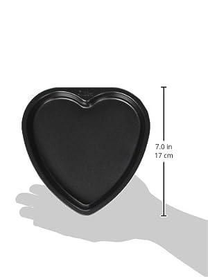 Wilton 2105-5495 Heart Easy Layers! Cake Pan