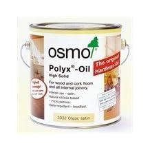 Osmo 2.5 Litre Polyx Hardwax Oil Matt 3062 by Polyx Oil