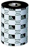 Zebra Technologies 05319BK22045 5319 High-Performance Resin Ribbon, 8.66'' Width x 1476' Length, 1'' Core