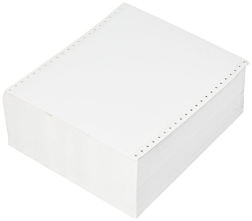 - Compulabel Pinfeed Labels Fanfold Permanent Adhesive, 8 1/2