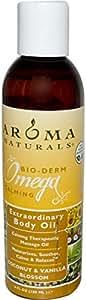 Aroma Naturals Extraordinary Body Oil Coconut and Vanilla Blossom 6 fl oz (180 ml)
