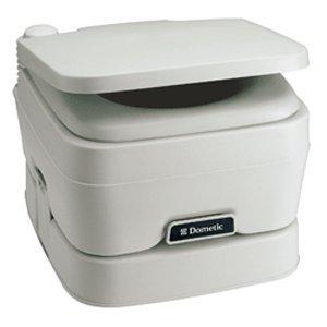 Dometic - SeaLand 964 Portable Toilet 2.5 Gallon Platin