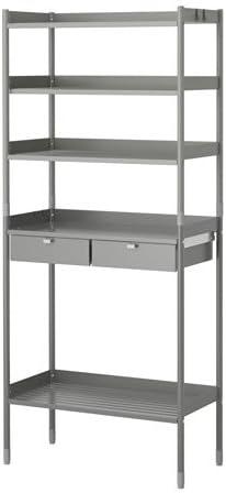 IKEA Hindo 491.805.23 - Estantería para interior y exterior ...