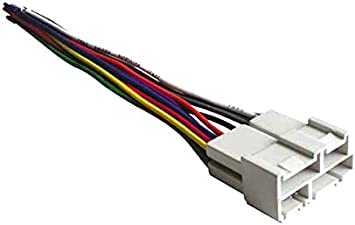 [TBQL_4184]  Amazon.com: Carxtc Car Radio Installation Wire Harness Fits Cadillac  Fleetwood 94 95 96: Automotive | Cadillac Radio Wiring Harness |  | Amazon.com
