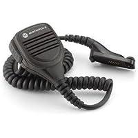 Motorola Mototrbo PMMN4040A Lapel Speaker Microphone fits XPR6550, XPR6500, XPR6300, XPR6850