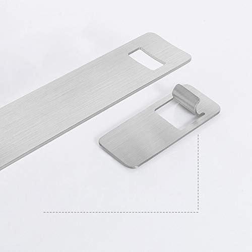 軽量 304ステンレス鋼フックアップのための人の女性高齢者の妊娠に金属ロングシューホーン 耐用 (Color : Silver, Size : 60cm)