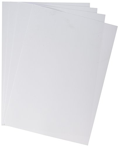 House of Card & Paper A4 220 GSM Card - White (Pack of 50 Sheets) ()