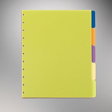 staples-arc-notebook-poly-index-dividers-letter-sized-assorted-colors-set-of-5