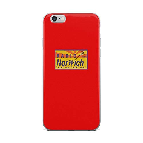 iPhone 6 Plus/iPhone 6s Plus Case Clear Anti-Scratch Radio Norwich Cover Phone Cases for iPhone 6 Plus, iPhone 6s Plus