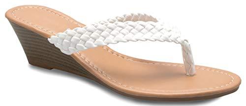 Low Heel Womens Slip - 5
