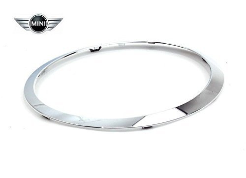 Headlamp Trim Ring - Mini (2nd Gen) Headlamp Trim Ring RIGHT Chrome GENUINE