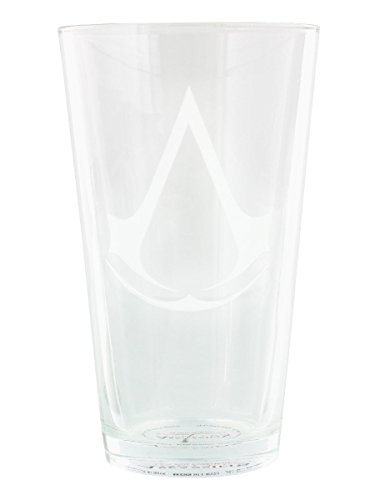 - Assassins Creed Etched Drinking Glass