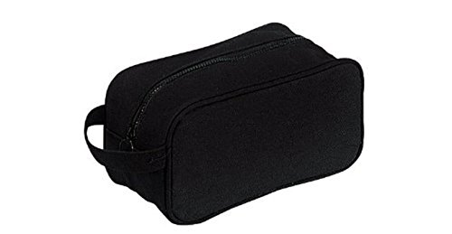 us-military-army-marines-usmc-style-black-durable-canvas-travel-kit-toiletry-bag