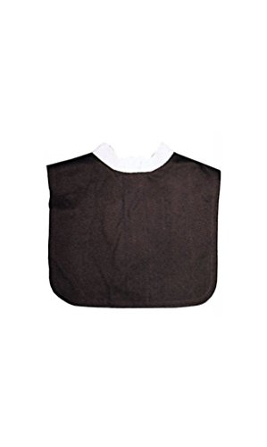 Alexanders Costumes Clergy Collar, Black, One Size ()