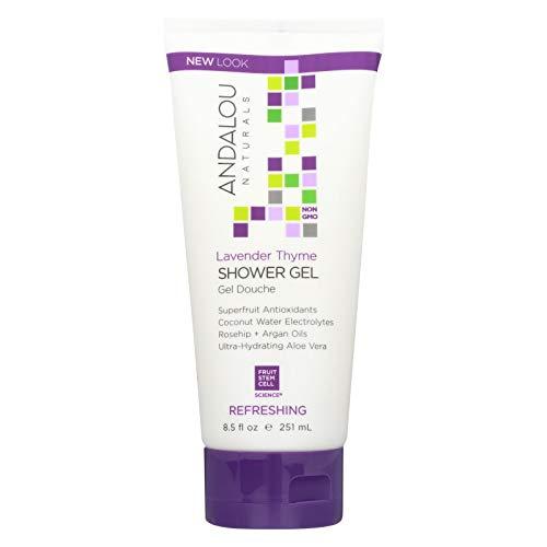 Andalou Naturals Shower Gel Lavender Thyme