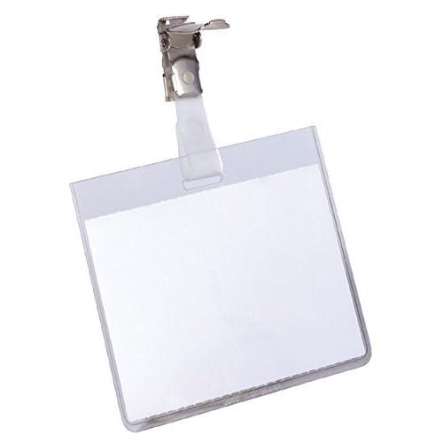 a90c1c651a6be delicate Durable 800319 Pochette Porte-badge Universel Fixation par ...