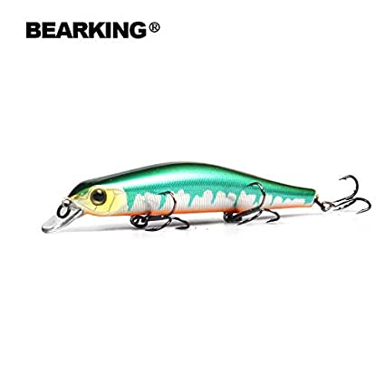 014ef52557c9a Buy Generic Bearking 11cm 17g Magnet Weight System Long Casting Model Fishing  Lures Hard Bait Dive 0.8-1.2m Quality wobblers Minnow G Online at Low  Prices ...