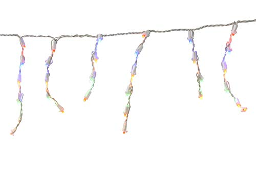100 Ct Led Icicle Lights in US - 8