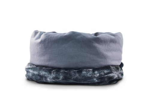 P.L.A.Y. - Snuggle Pet Bed - Large - Charcoal Gray