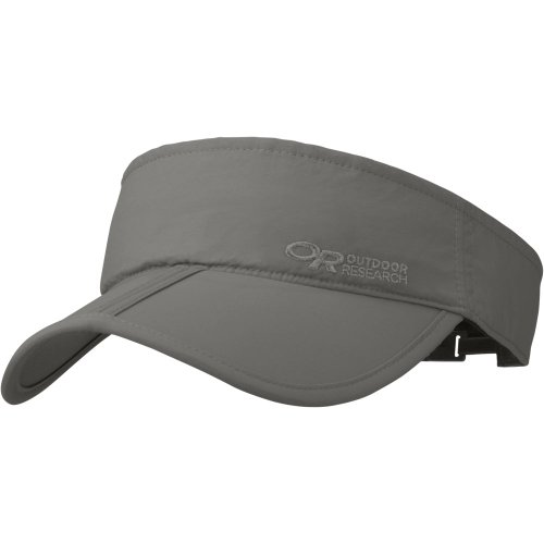 - Outdoor Research Radar Visor, Pewter, 1Size
