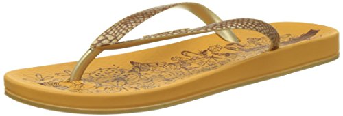 Nature Tongs Fem Jaune Gold Femme Anat Ipanema Yellow Fpq5Bw