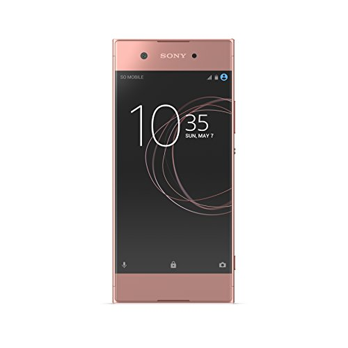 Sony G3123 XPERIA XA1 4G LTE with 32GB Memory Cell Phone (Unlocked) Pink