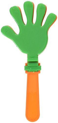 Hand Clappers Noisemakers Favors 7 5