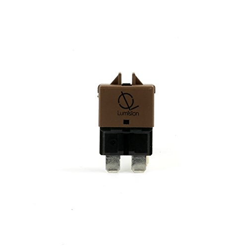 Resettable 7.5AMP Automotive Fuse ATO ATC ATS APR Breaker Type III Thermal Circuit Blade-Style Circuit Breakers by Lumision (Image #3)