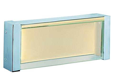 Buy Feiss Clayton 4 Light Bath Vanity Fixture In Oil: Maxim 39630CLPC Vista LED Bath Vanity Wall Sconce