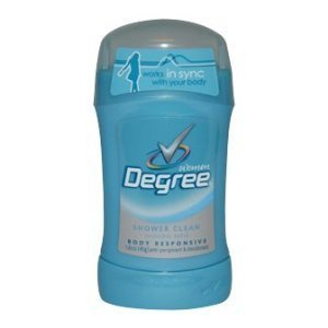 DEGREE A/P INVIS SOL SHOWR CLN 1.6 OZ