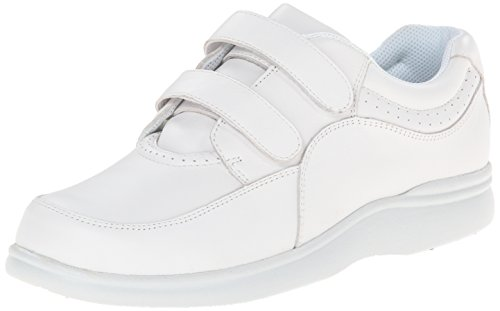 Hush Puppies Mujeres Power Walker Ii Loafer Cuero Blanco