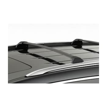 Amazon Com Acura Mdx 2014 2016 Roof Rails Chrome