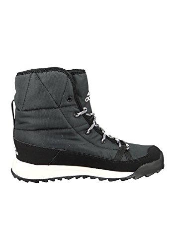 adidas Damen Winterstiefel Boots CHOLEAH HIGH CP CW W core black/chalk white/core black Schwarz - BB3966 core black/chalk white/core black