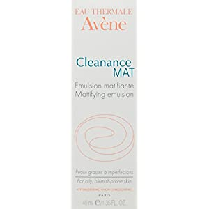Eau Thermale Avène Cleanance Mat Mattifying Emulsion, 1.35 fl. oz.