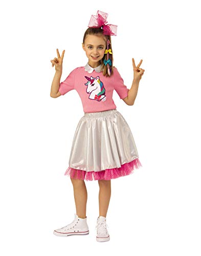 Candy Halloween Costume (Rubie's JoJo Siwa Child's Kid in Candy Store Costume,)