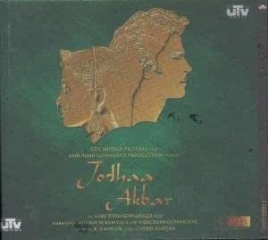 Jodhaa Akbar Bollywood CD