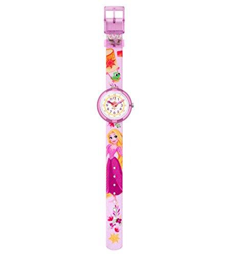 Flik-Flak-Friends-Heroes-Disney-Rapunzel-horloge-FLNP028