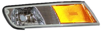 TYC 18-5233-01 Mercury Grand Marquis Passenger Side Replacement Parking/Signal/Side Marker Lamp - Marker Mercury Side