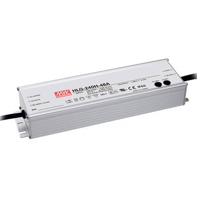 [PowerNex] Mean Well HLG-240H-48A 48V 5A 240W Single Output LED Switching Power Supply