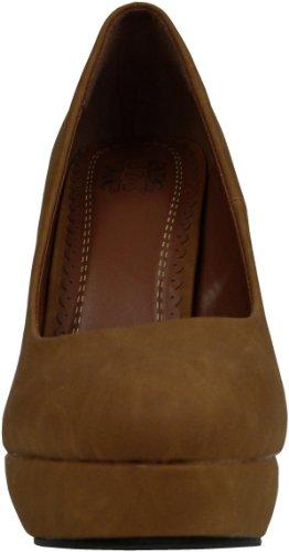 klassische modische Damen High-Heels mit Plateau