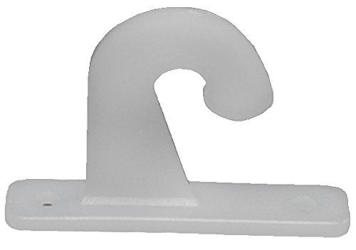 RV Designer A302 Mini Blind Hold-Down Hook, (Pack of (Mini Blind Hold)