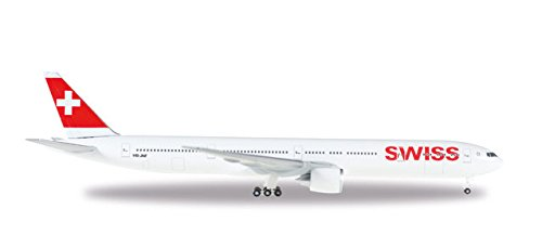 HERPA Wings 529136-001 Swiss International 1/500 Scale Model