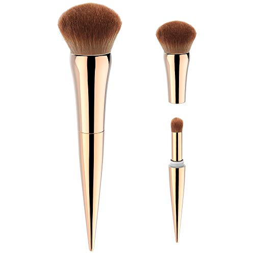Makeup Brushes,BESWILL 2 in 1 Makeup Brush