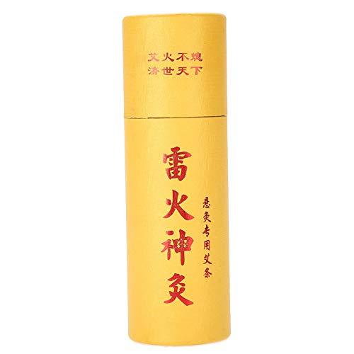 Moxa Stick Moxibustion, Chinesisches Wormwood-Gesundheitspflege u. Entspannung lindern Körperschmerz
