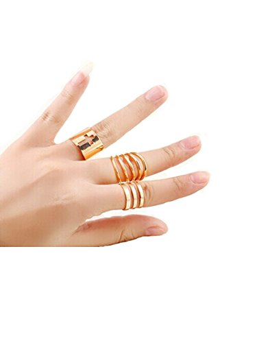 Bridalvenus Vintage Adjustable Knuckle Finger