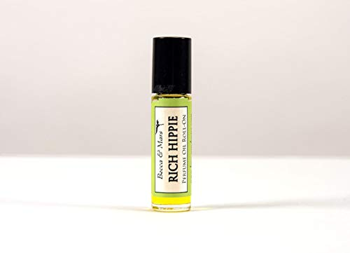 Rich Hippie Perfume Roll On by Becca & Mars