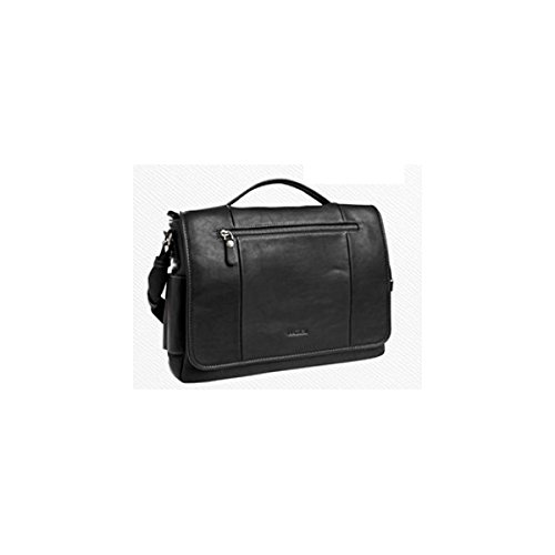 Matties Bags - Bandolera Ipad Hombre Matties PVC Negro, color Negro
